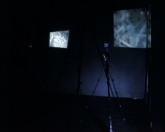 Survey 2012  digital videos, pocket projectors, dummy surveillance cameras, tripods