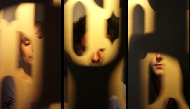 Dreamachine Portraits 2013  Stills from a digital video